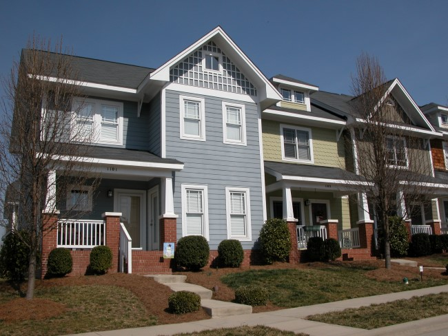 Morrisville town homes for sale